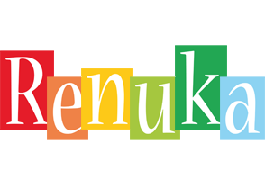 Renuka colors logo