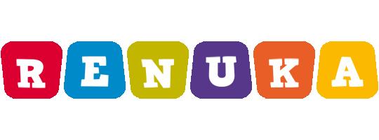 Renuka daycare logo