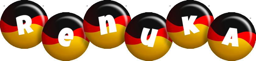 Renuka german logo