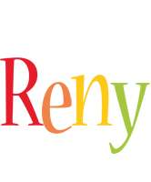 Reny birthday logo