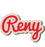 Reny chocolate logo