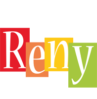 Reny colors logo