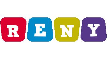 Reny daycare logo