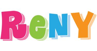 Reny friday logo