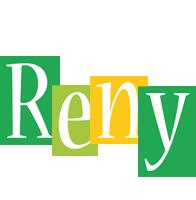 Reny lemonade logo