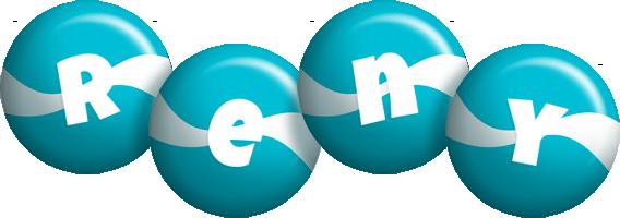 Reny messi logo