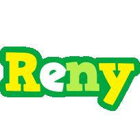 Reny soccer logo