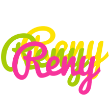 Reny sweets logo