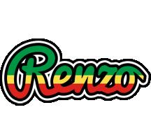 Renzo african logo