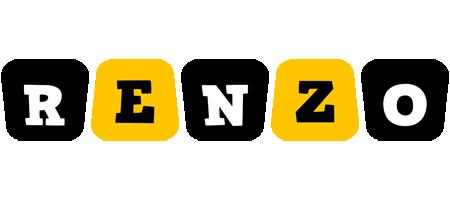 Renzo boots logo
