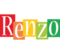 Renzo colors logo
