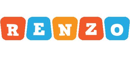 Renzo comics logo