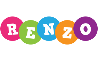 Renzo friends logo