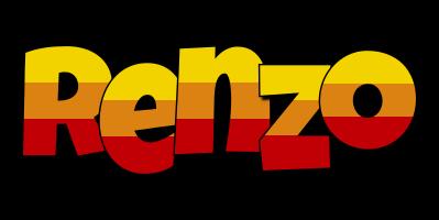 Renzo jungle logo