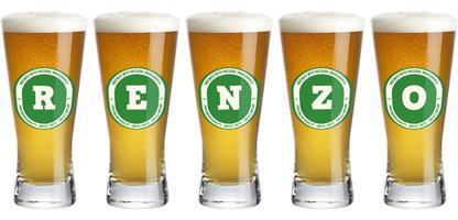 Renzo lager logo