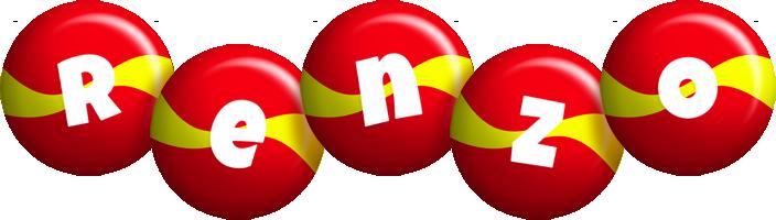 Renzo spain logo