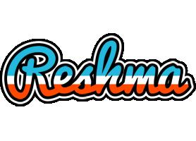 Reshma america logo