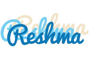Reshma breeze logo