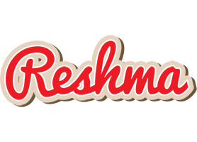 Reshma chocolate logo