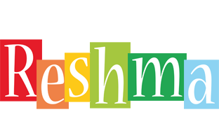 Reshma colors logo