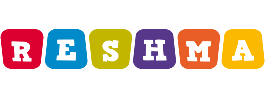 Reshma daycare logo