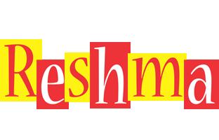 Reshma errors logo