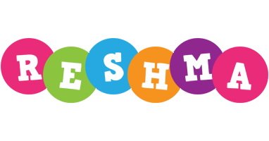 Reshma friends logo