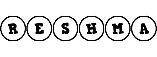 Reshma handy logo