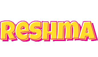 Reshma kaboom logo