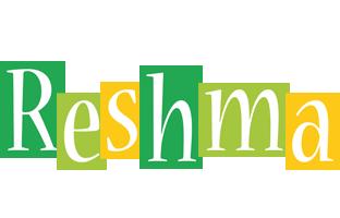 Reshma lemonade logo
