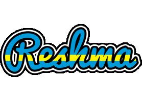 Reshma sweden logo