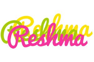 Reshma sweets logo
