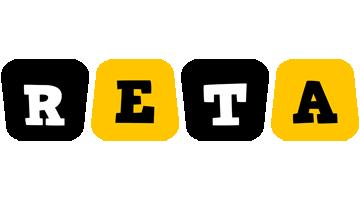 Reta boots logo