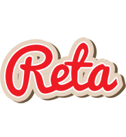 Reta chocolate logo