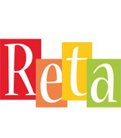 Reta colors logo