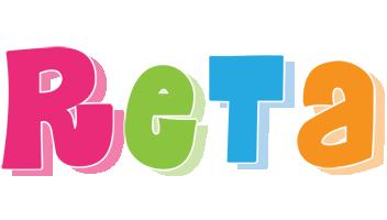 Reta friday logo