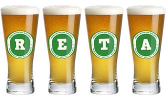 Reta lager logo