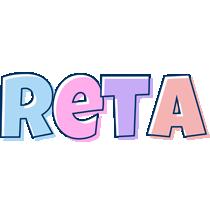 Reta pastel logo