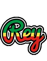 Rey african logo