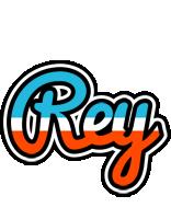 Rey america logo