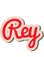 Rey chocolate logo