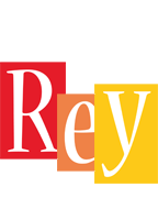 Rey colors logo