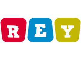 Rey daycare logo