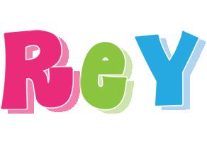 Rey friday logo