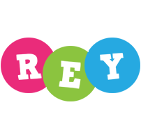Rey friends logo