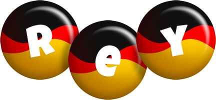 Rey german logo