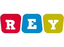 Rey kiddo logo