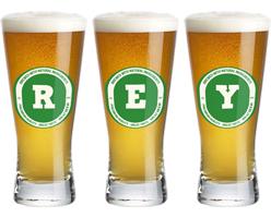Rey lager logo