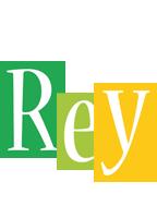 Rey lemonade logo