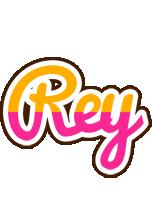 Rey smoothie logo